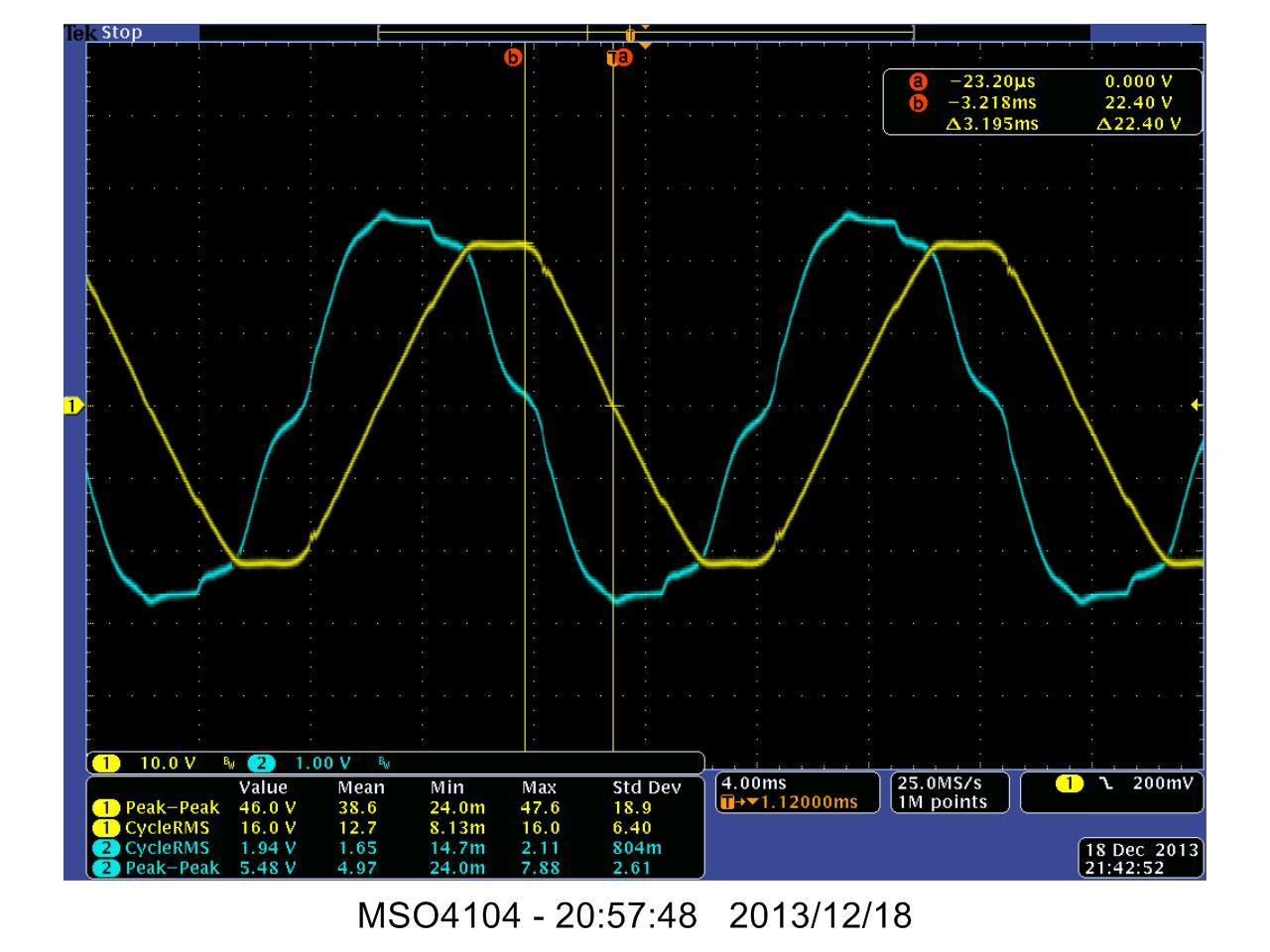 Series Rlc Circuit Response To Sinusoidal Input Voltage Momoyama Works Control Diagram Transformer Phasor 02